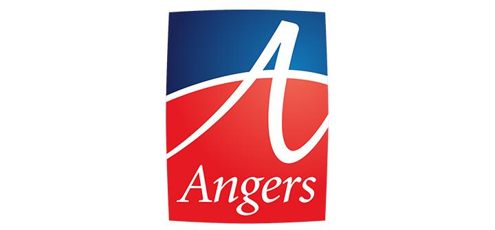 La ville d'Angers (le parc Vélocité)